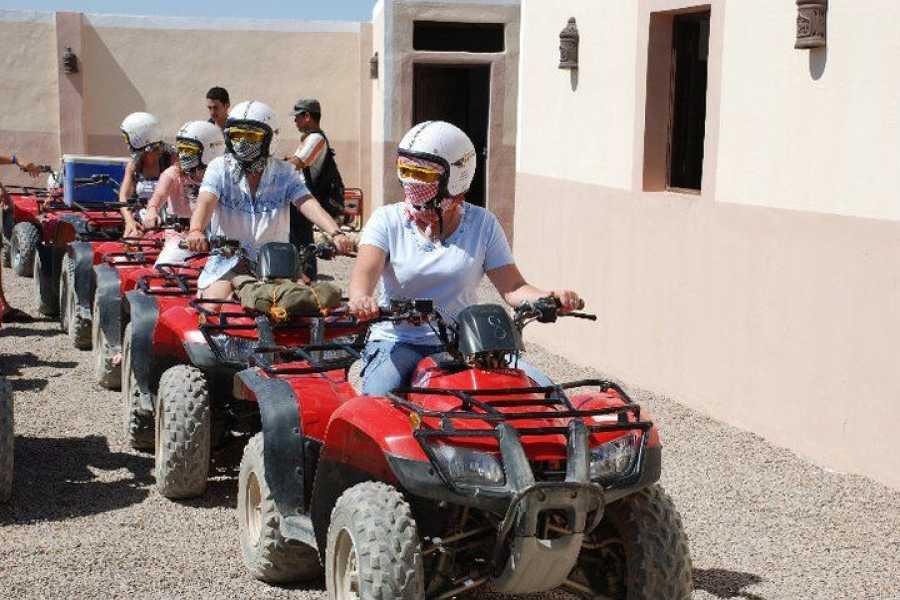 Marsa alam tours Super Quad Bike Wüstensafari von Marsa Alam