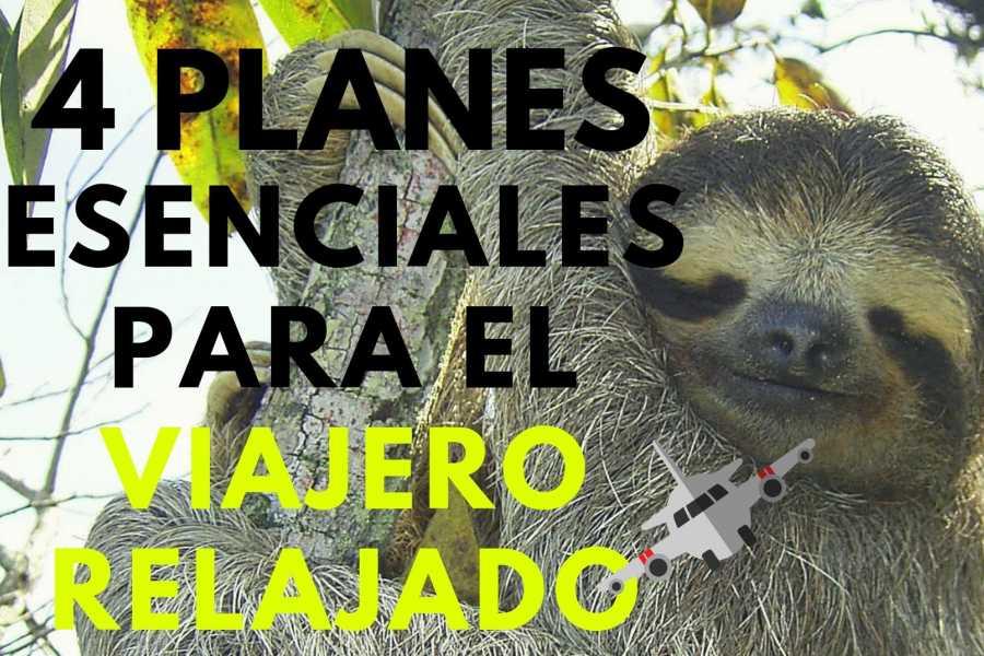 Turistico s.r.o. 4 planes esenciales para el viajero relajado