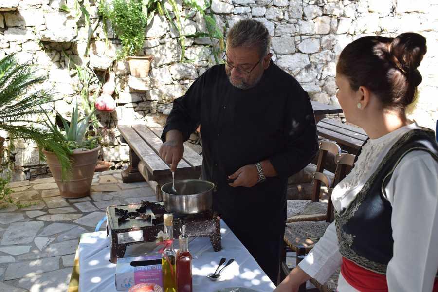 Grekaddict Cretan Cooking Class in Heraklion