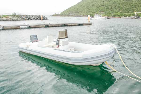 17' Rigid Inflatable Boat (RIB) Rental