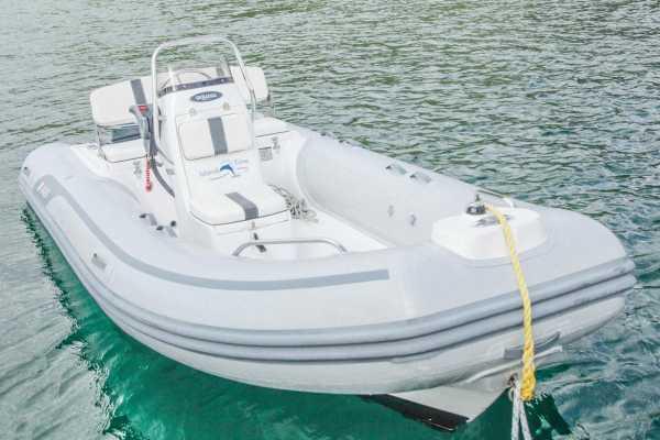 15' Rigid Inflatable Boat (RIB) Rental