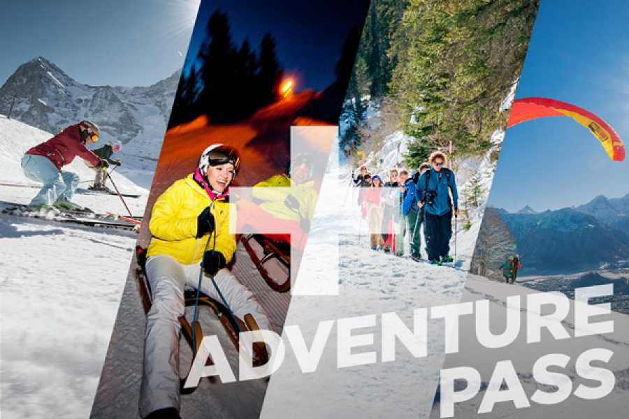 "Outdoor Interlaken AG The Ultimate Winter Package ""Lite"""