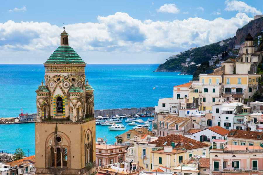 Di Nocera Service Shared Amalfi Coast Tour from Sorrento