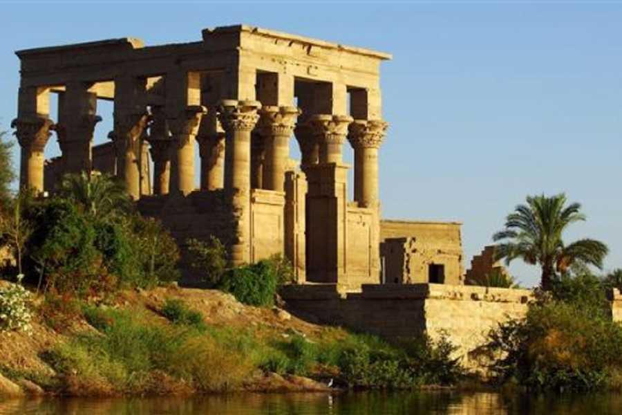 Marsa alam tours Luxor Aswan und Abu Simbel zweitägige Tour von Portghalib