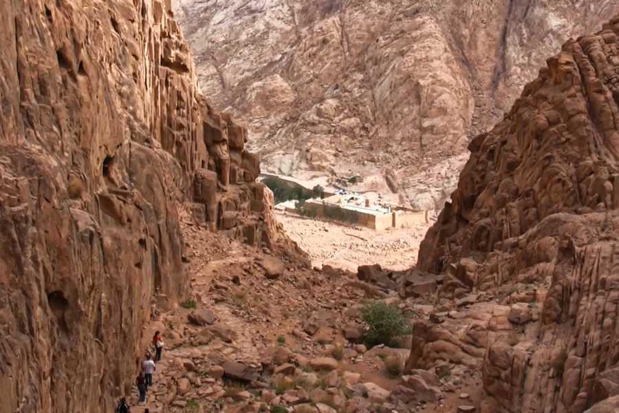 Marsa alam tours Mount Sinai Sunrise Climb von Sharm El Sheikh