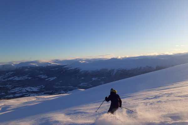 Contrast Adventure Norway Toppturkurs i Oppdalsfjella