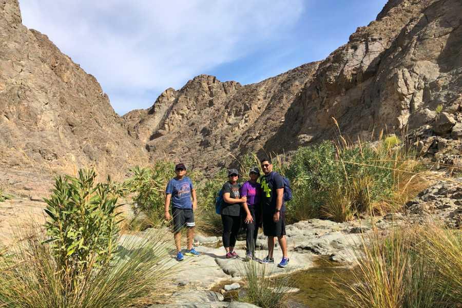 Adventurati Outdoor Wadi Showka Hike - Thursday 8 April