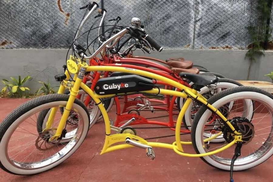 Cubyke Rental of e-bikes