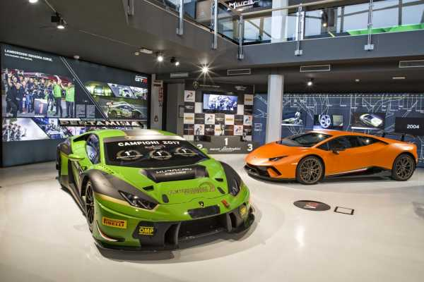THE LAND OF MOTORS: FERRARI, PAGANI AND LAMBORGHINI
