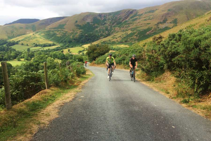 Cambria Tours 2-day Cycling Tour of Mid Wales for Two
