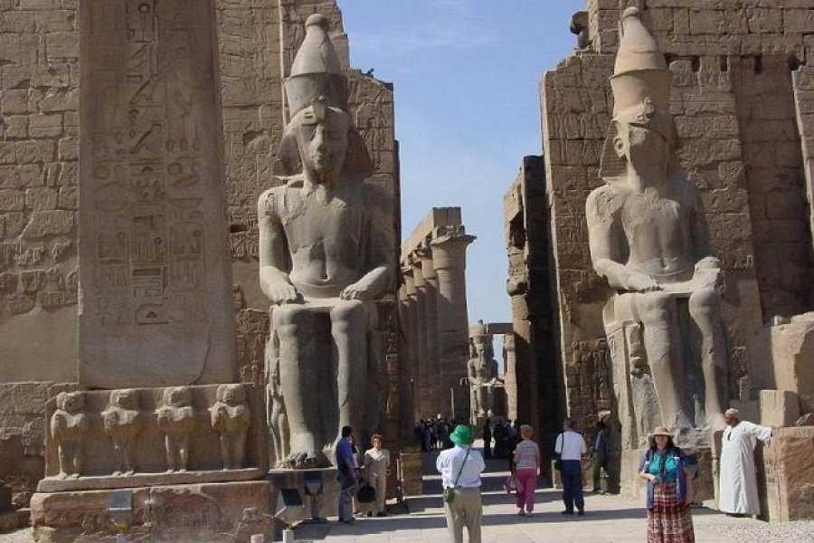 Marsa alam tours Luxor-Tagestour von Assuan aus