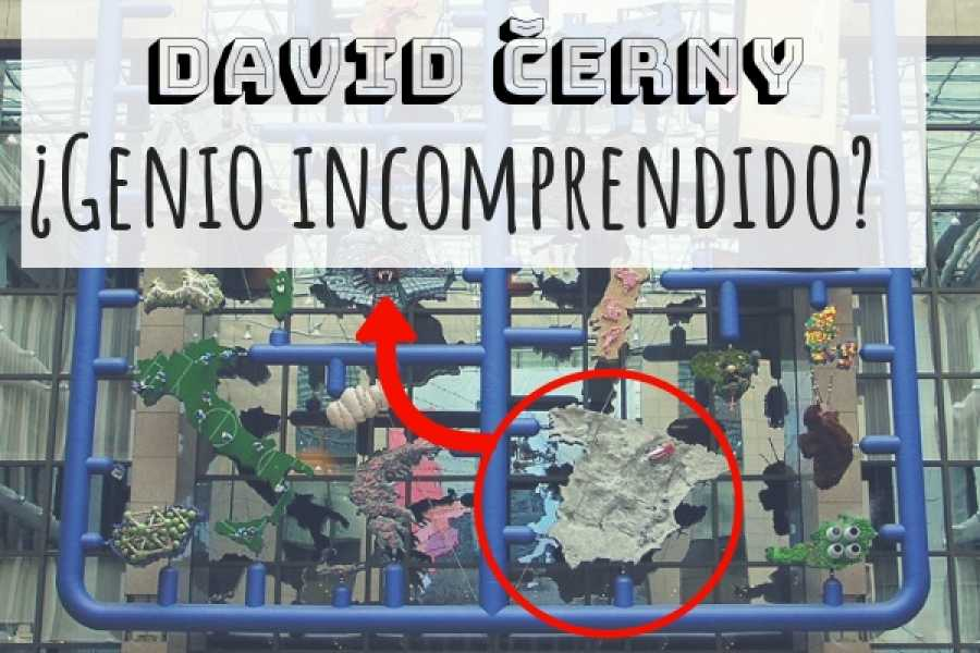 Turistico s.r.o. David Černý ¿Genio incomprendido?