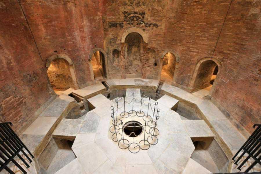 Bologna Welcome - Succede solo a Bologna UNDERGROUNDS OF BOLOGNA: CONSERVA DI VALVERDE
