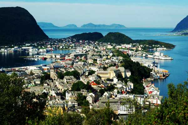 5. Segway Tours Ålesund
