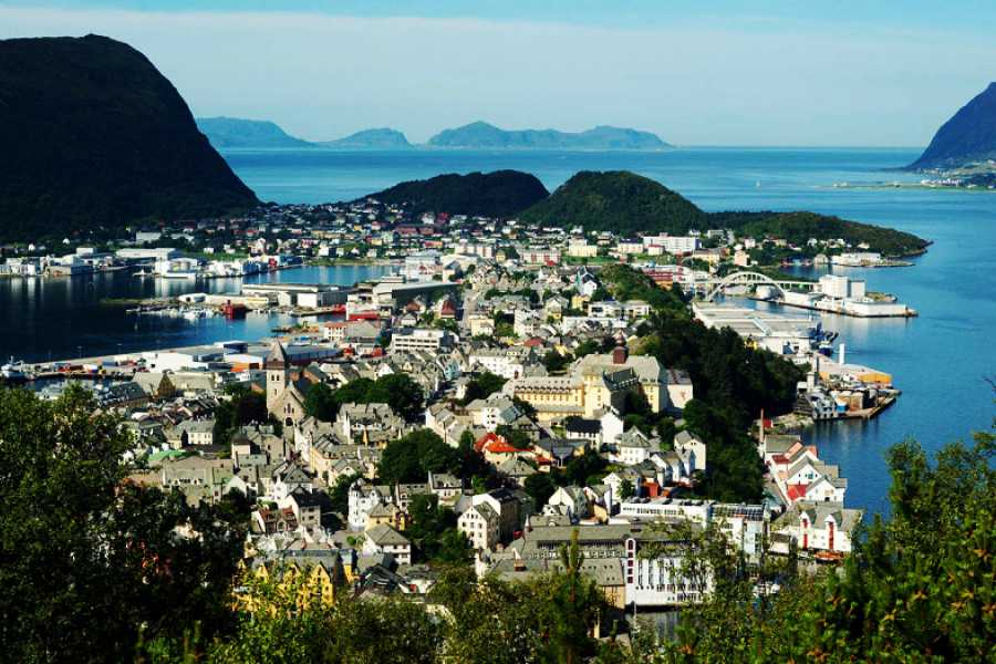 Segway Tours Norway 5. Segway Tours Ålesund