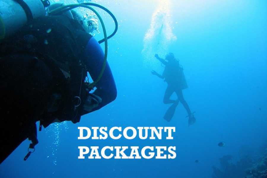 Aqua Mania Adventures 3. SCUBA DIVE DISCOUNT PACKAGES