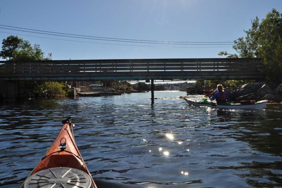 Rogaland Aktiv as Stavanger city center kayak tour