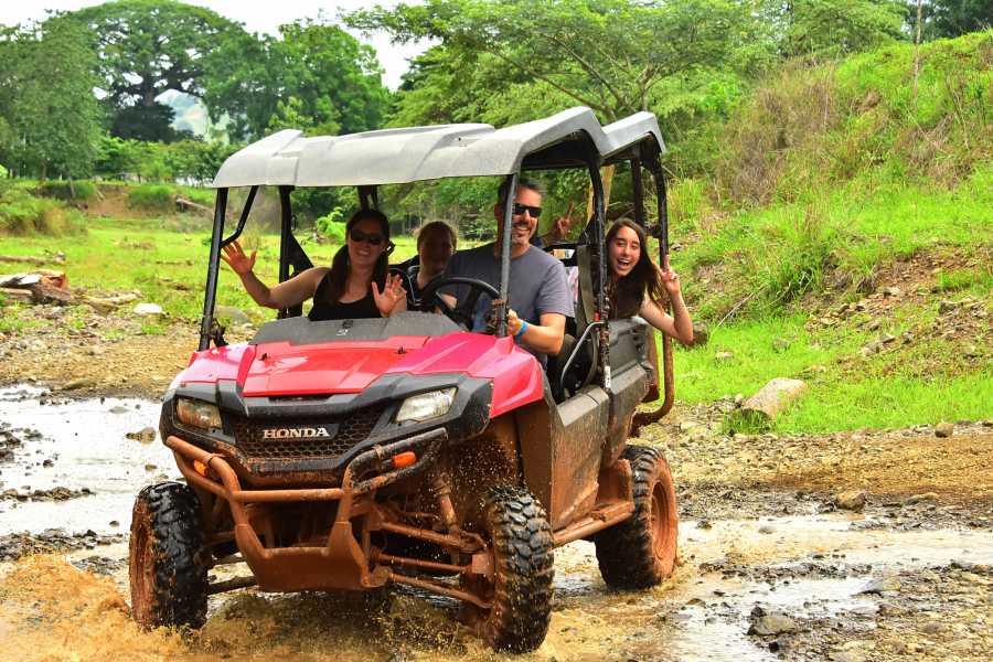 Tour Guanacaste Monkey Sanctuary Side x Side Tour