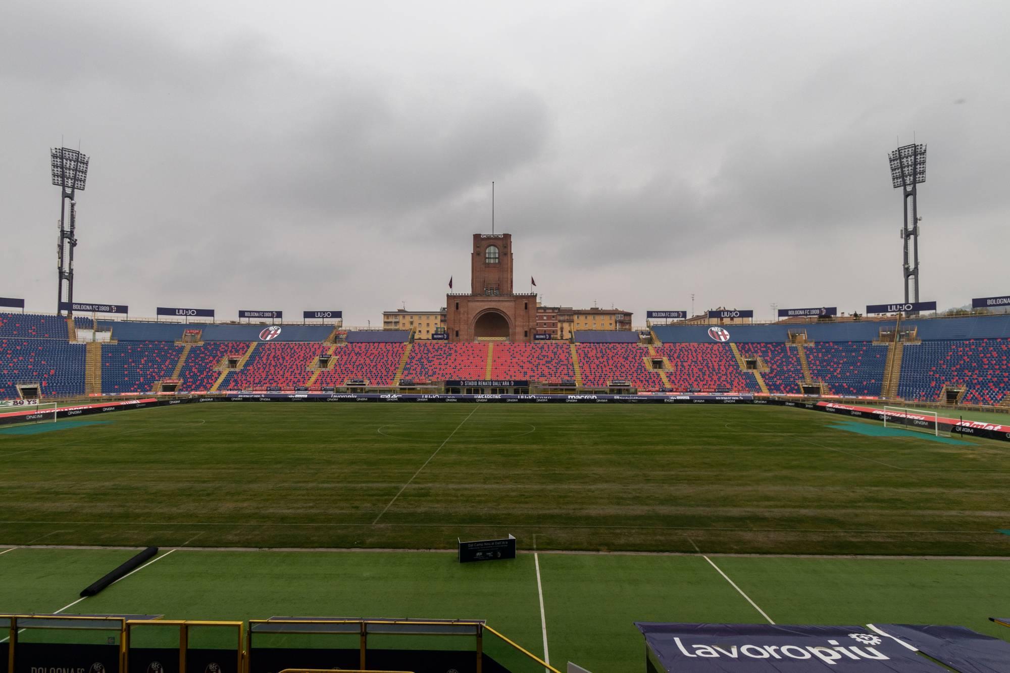 Картинки по запросу renato dall'ara stadium