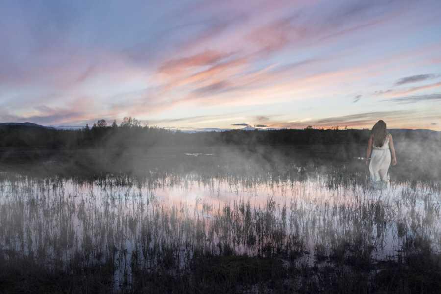 Velkommen til Vaset Historiefortelling i Eldstogo- Vinter