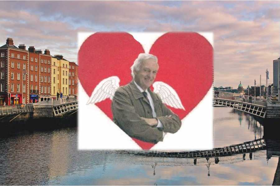 Pat Liddy's Walking Tours of Dublin Romantic Dublin