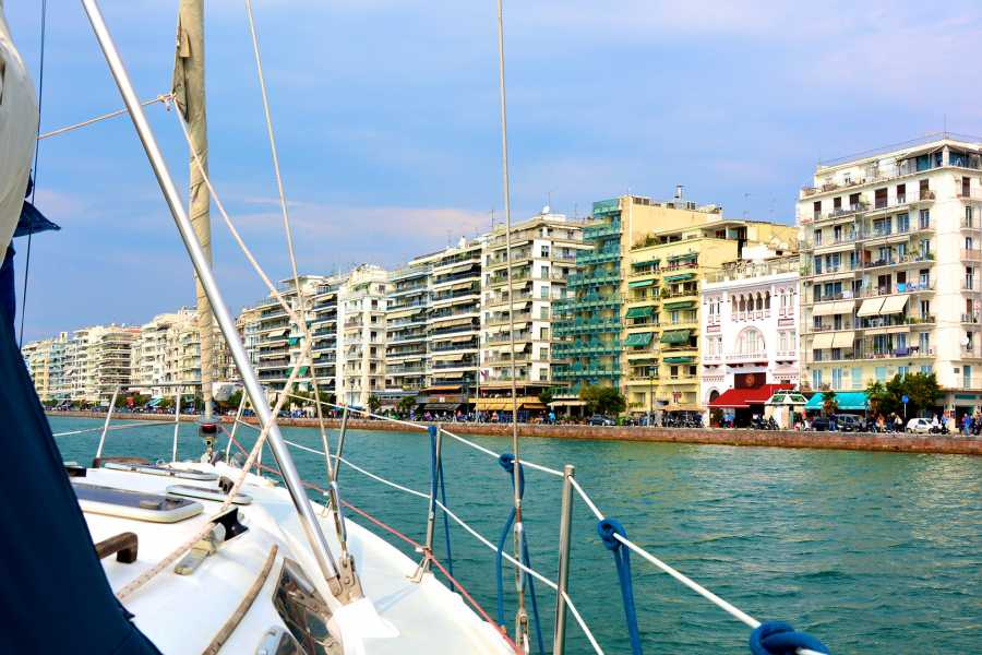 Grekaddict Sailing Cruise in Thessaloniki