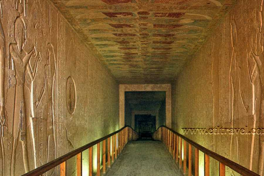 Marsa alam tours Half Day west bank of Luxor| valley of Kings Tours
