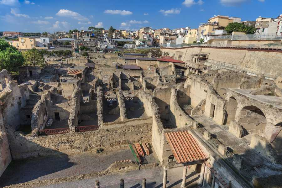 Travel etc Herculaneum Fast Entrance Ticket