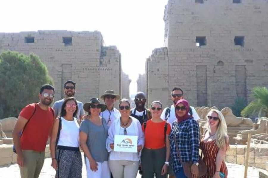 EMO TOURS EGYPT Day Trip to Luxor from Cairo by Plane including Lunch