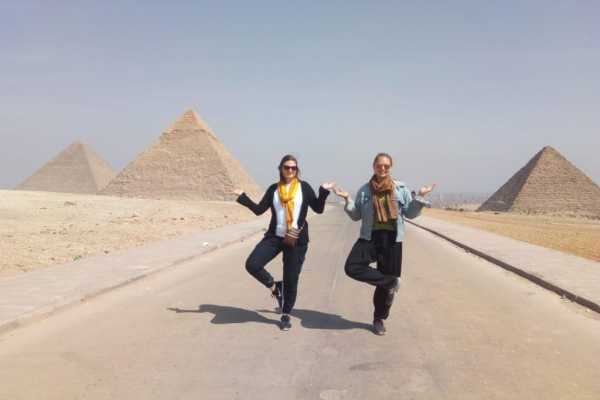 EMO TOURS EGYPT Private Full-Day Tour Visiting Giza Pyramids, Transfers and Lunch Included