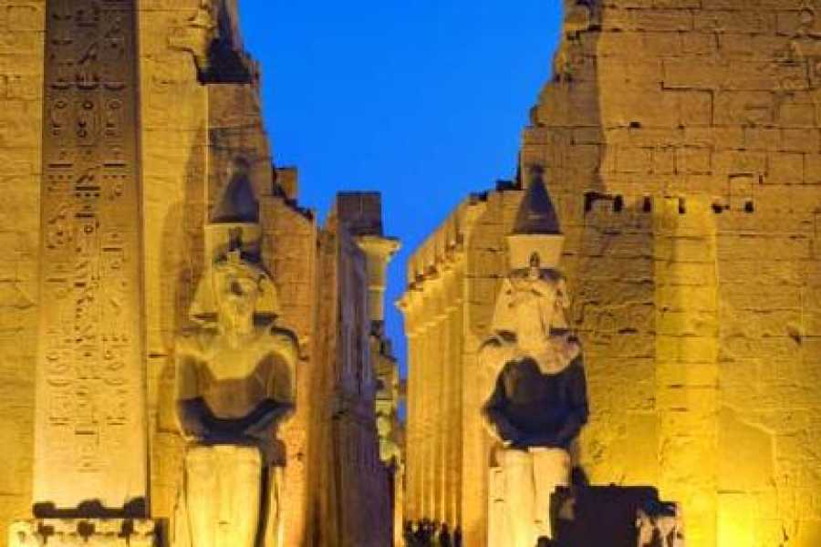 EMO TOURS EGYPT Overnight Trip to Luxor from Cairo including Flight