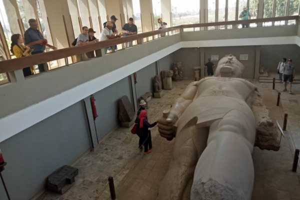 EMO TOURS EGYPT Guided Half Day Tour to Egyptian Museum in Cairo