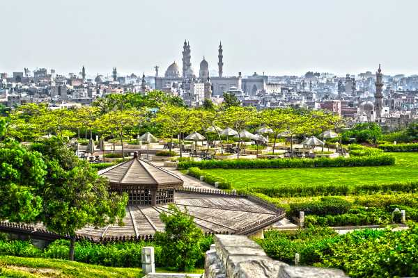 EMO TOURS EGYPT El Moez Street and Al Azhar Park Day Tour in Cairo