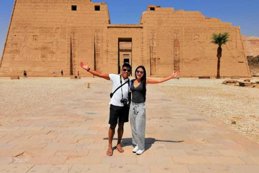 EMO TOURS EGYPT Day trip to Luxor from Cairo by plane with sightseeing lunch airport transfers
