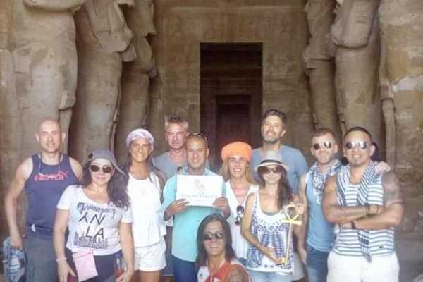 EMO TOURS EGYPT Day trip to ABU SIMBEL from Cairo via Aswan