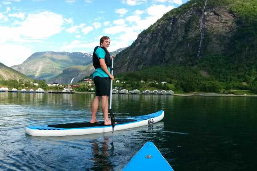 Adventure Tours Norway Stand Up Paddle-rental
