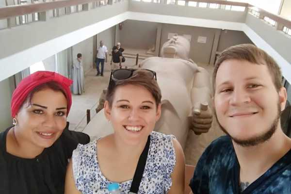 EMO TOURS EGYPT Day Tour of Egyptian Museum, Old Cairo and Khan El Khalili Bazaar in Cairo