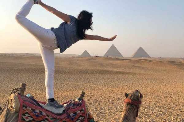 EMO TOURS EGYPT Private Guided day tour to Giza Pyramids Sphinx Memphis City and Saqqara Pyramid