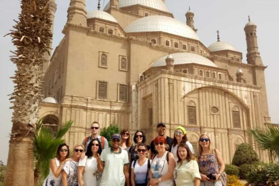 EMO TOURS EGYPT Highlights of Cairo Sightseeing Tour Visiting Egyptian Museum Citadel with Mohamed Ali Mosque and khan khalili Bazaar