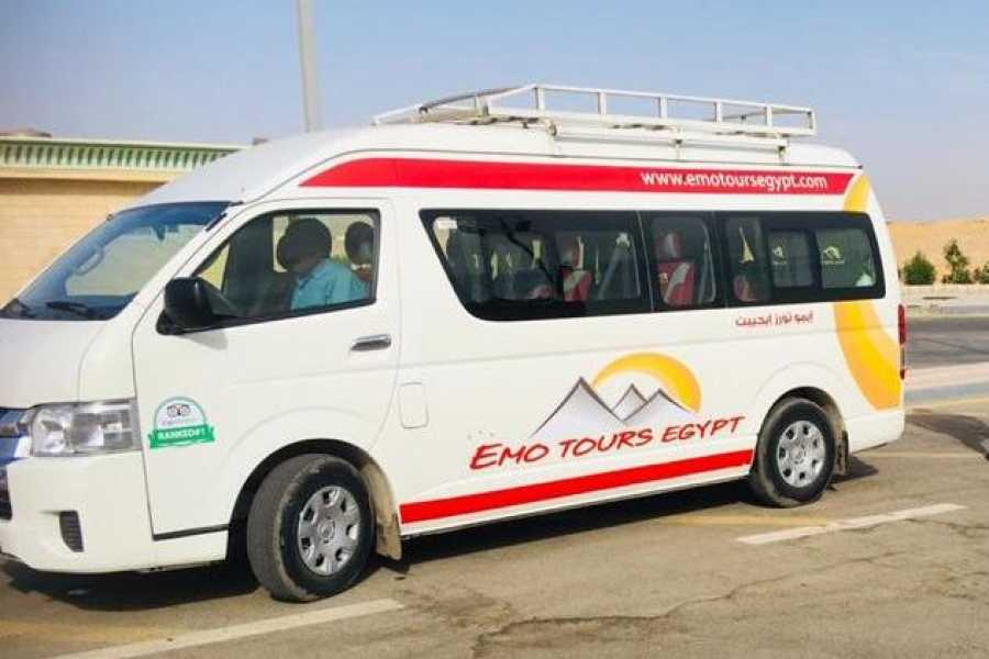 EMO TOURS EGYPT Private Pickup Transfer from Cairo to Hurghada