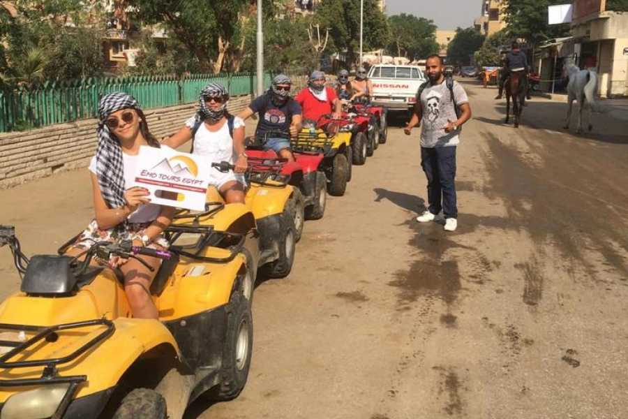 EMO TOURS EGYPT Half-Day Giza Pyramids Quad Bike Tour from Cairo