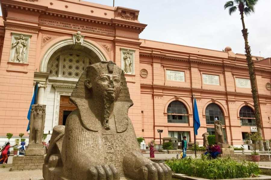 EMO TOURS EGYPT Half-Day Tour of the Egyptian Museum
