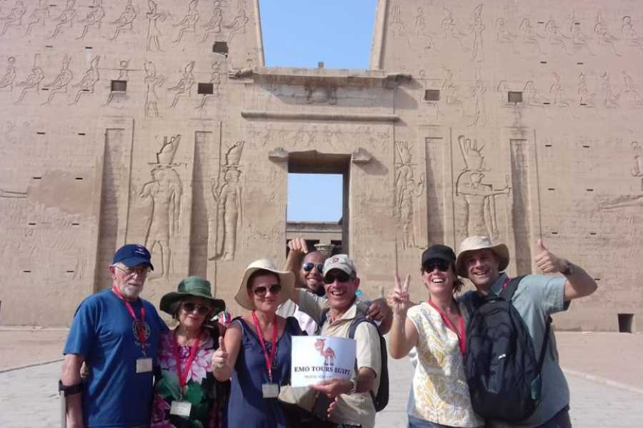 EMO TOURS EGYPT 2 DAYS 1 NIGHT TRAVEL PACKAGE TO ASWAN & LUXOR FROM CAIRO