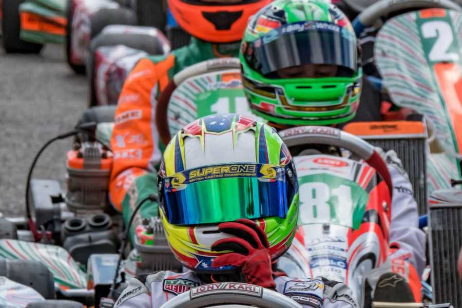 GYG Karting Ltd TEST DAY VOUCHER