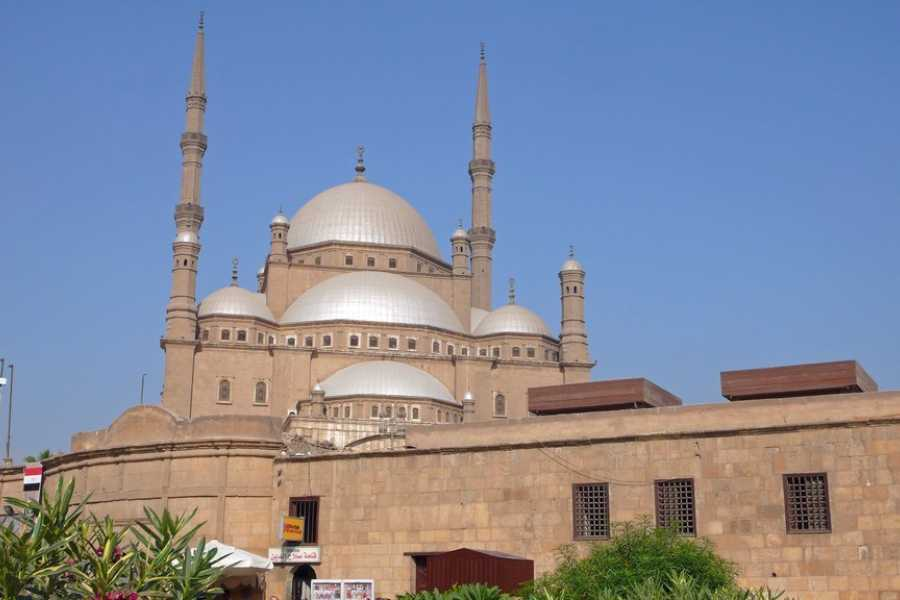 EMO TOURS EGYPT Full-Day Tour of Historical Mosques in Cairo including Lunch