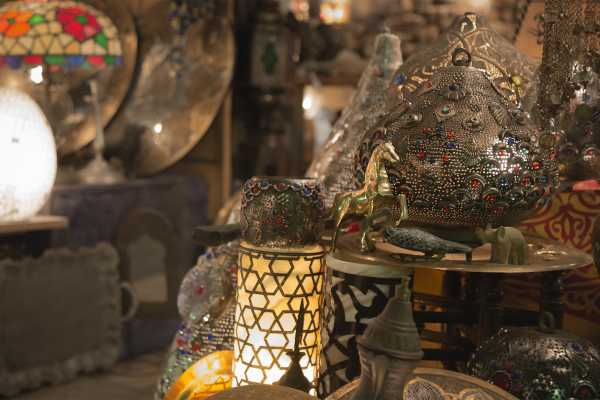 EMO TOURS EGYPT CAIRO DAY TOUR TO EGYPTIAN MUSEUM CITADEL and KHAN KHALILI BAZAAR