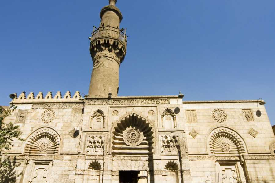 EMO TOURS EGYPT Cairo Day Tour Visiting Coptic Cairo: Abu Serga Church, Islamic Citadel and Mosques Lunch Included