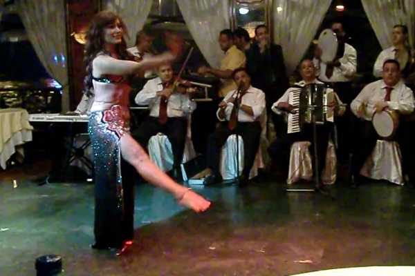 EMO TOURS EGYPT Cairo Dinner Cruise on the River Nile with Belly Dancing Show