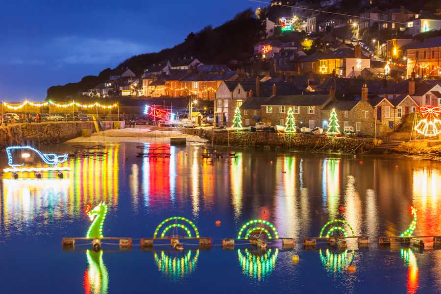 Oates Travel St Ives CHRISTMAS 2019 LIGHTS TOUR