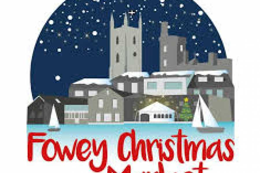 Oates Travel St Ives FOWEY CHRISTMAS MARKET